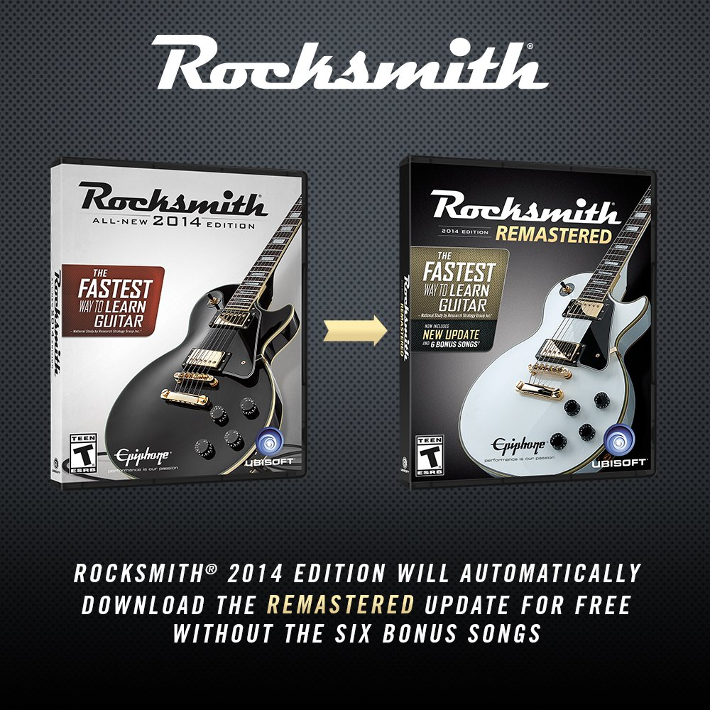 Rocksmith 2014 Edition - Xbox 360 (Cable Included) by Ubisoft (Image #7)