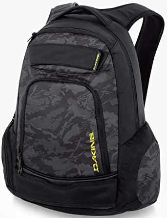 DaKine Varial 26L Backpack - Phantom: Amazon.co.uk: Clothing
