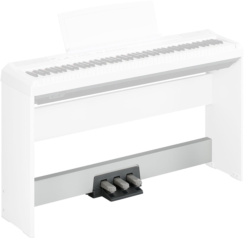 color blanco Yamaha LP-5AWH Pedalera para piano tres pedales