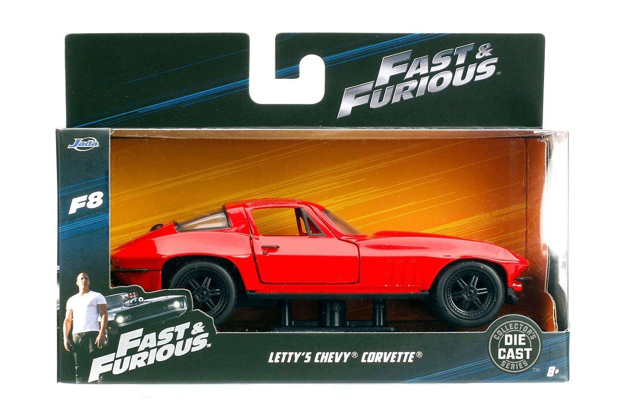 1 32 F8 Letty's Chevy Corvette