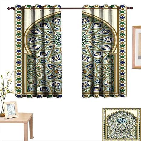 Luckyee Tende Decorative, Motivo Turco, per Soggiorno, ad ...