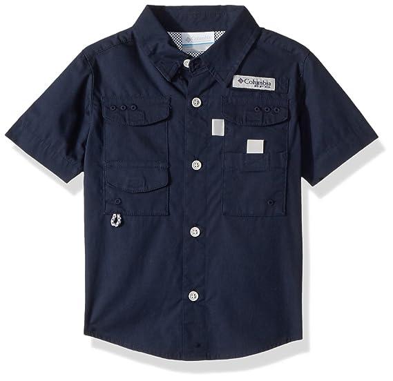 b1792ec3bcc Amazon.com : Columbia Sportswear Boy's Bonehead Short Sleeve Shirt (Children)  : Clothing