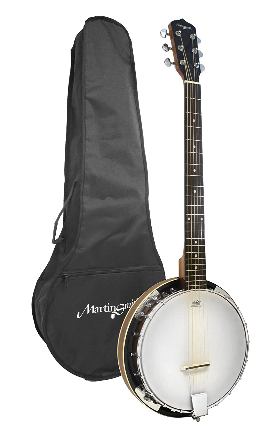 Martin Smith BJ-003 Banjo, 6 string Nevada