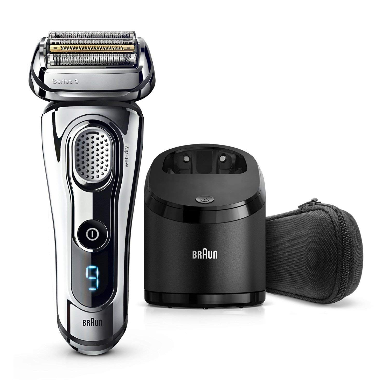 BRAUN Series 9 9295cc Wet & Dry Men's Electric Shaver Japan Version New American Plug