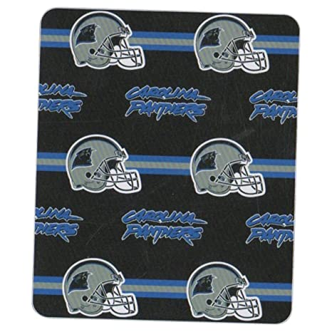 Amazon NFL Line Team Logo Fleece Throw Blankets Carolina Mesmerizing Team Throw Blankets