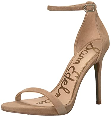 a58b9ae4f Amazon.com  Sam Edelman Women s Ariella Heeled Sandal  Shoes