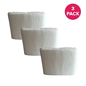 Think Crucial 3 Replacements for Honeywell HC-14 Humidifier Filter, Fits HCM3500, HM3600 and HCM-6000, Compatible with Part HC14