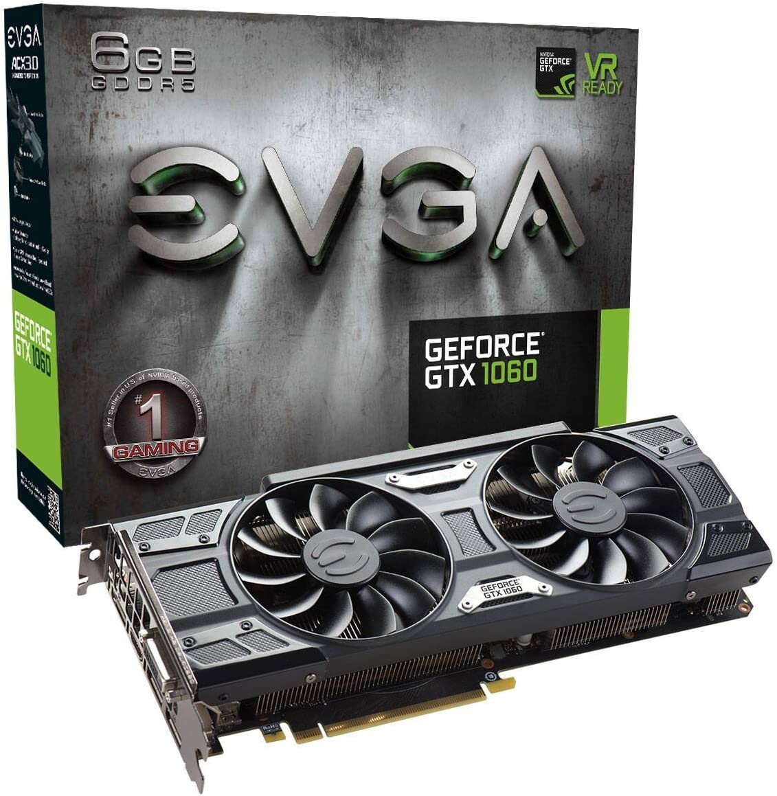 EVGA GeForce GTX 1060 Gaming