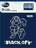 Chroma 003929 Die Cutz 'Back Off Grumpy' Decal