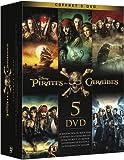 Pirates des Caraïbes - Coffret 5 films