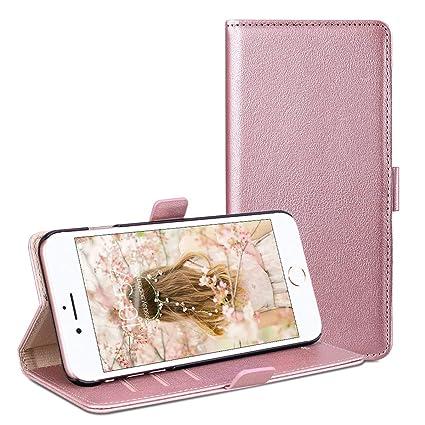 ULAK Cover iPhone 6S in PU Pelle Custodia iPhone 6 Portafoglio