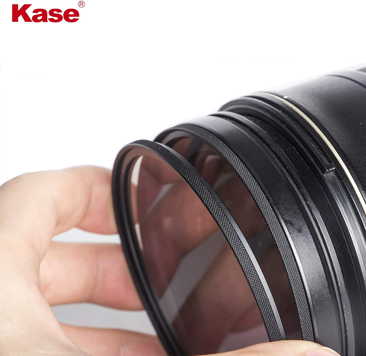 Kase Wolverine 67mm ND8 Magnetic Shockproof Tempered Optical Glass Filter Incl Adapter 67 3 Stop