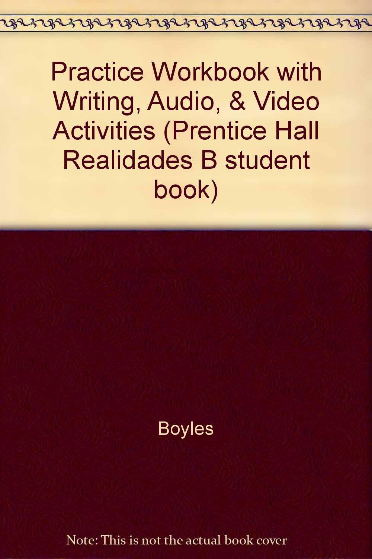 Practice Workbook with Writing, Audio, & Video Activities ...