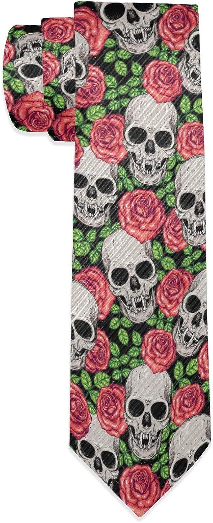 Wamika Van Gogh - Corbata de seda para hombre: Amazon.es ...
