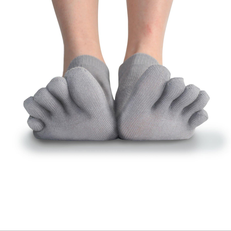 Vibram FiveFingers Wool Blend Crew Sock: Amazon.es: Deportes y aire libre