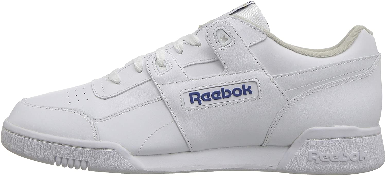 Reebok Workout Plus Baskets Basses Hommes