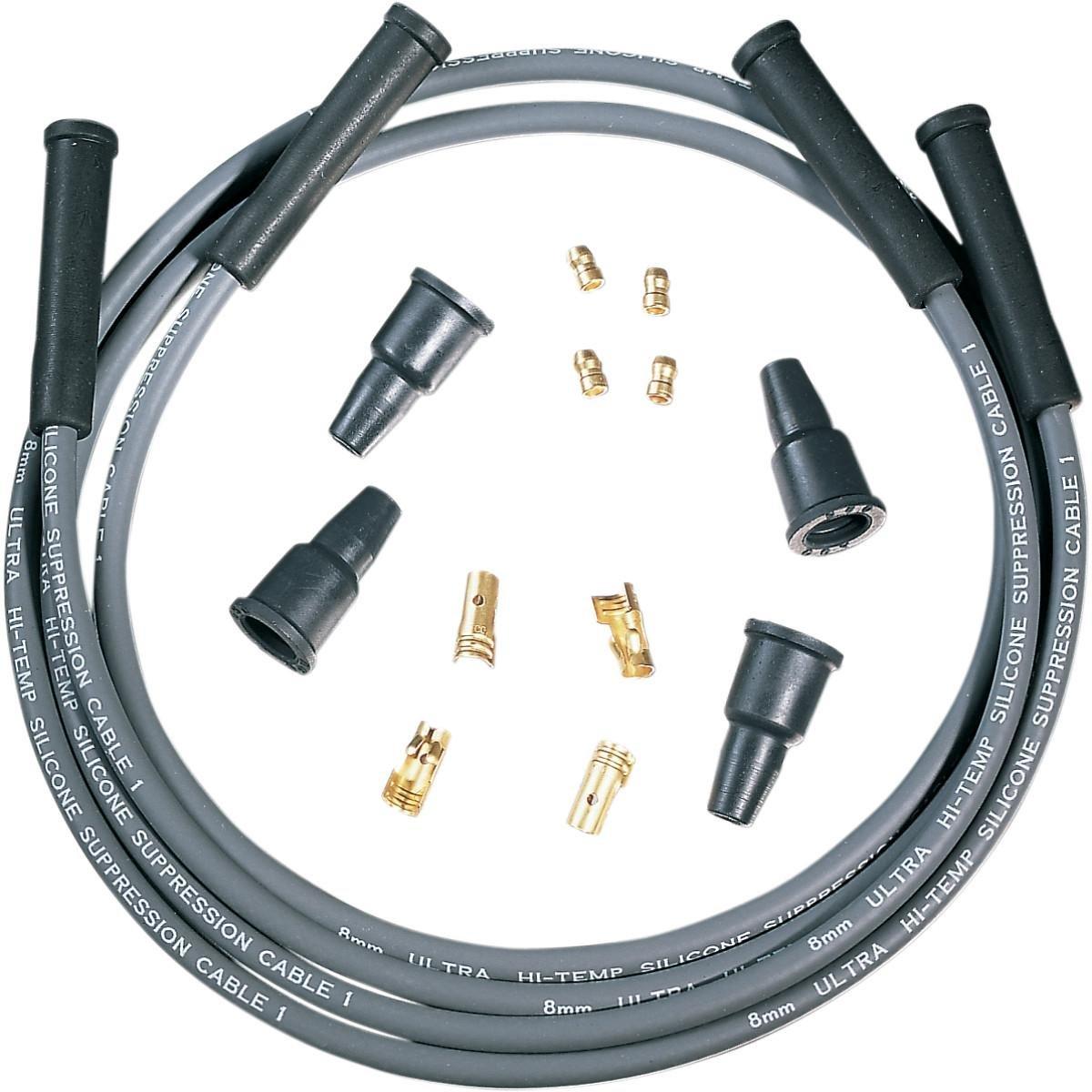 Dynatek 8mm Suppression Plug Wire Set DW-800