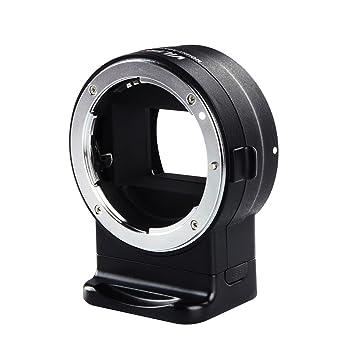 VILTROX NF-E1 Adaptador Objetivo Convertidor para Nikon F en Adaptadores71SOgtotWFL