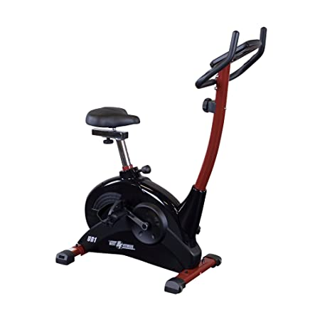 Best Fitness Upright Exercise Bike