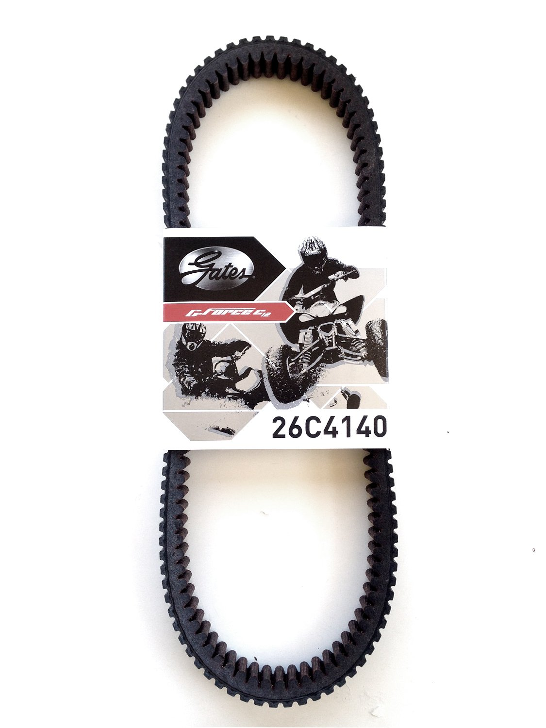 Polaris RZR 900 Belt 4/S/XC ACE 900 2015-2019 Gates CVT Drive Belt 26C4140 by Dobeck Performance