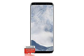 Samsung Galaxy S8 Smartphone Bundle (5,8 pulgadas pantalla táctil ...