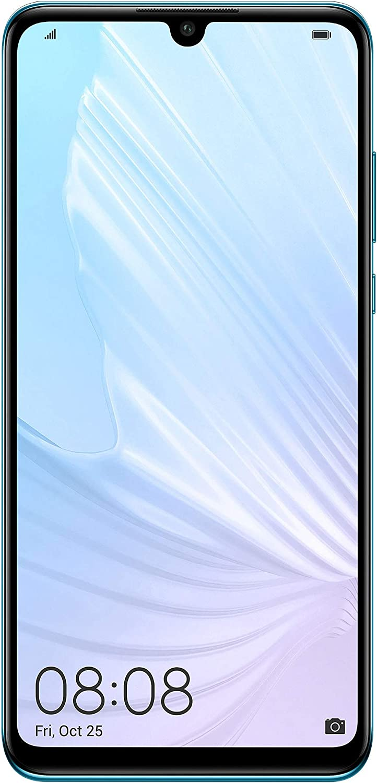 Huawei P30 Lite 128GB Hybrid-SIM Breathing Crystal [15,62 cm (6,15