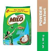 MILO 2in1 ACTIV-GO CALCIUM PLUS, 30g (Pack of 12)