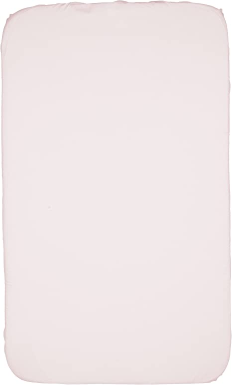 Ex store pair of pink 100/% jersey cotton fitted cot sheets New in packet