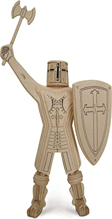 White Knight QUAY Woodcraft Construction Kit FSC