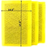 Amazon Com 3 Micropower Guard Replacement Filters Yellow