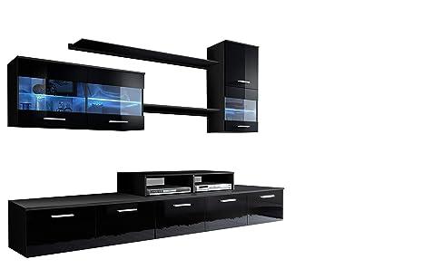 muebles bonitos - Mueble de salón Claudia Mod.9 (2,5m ...