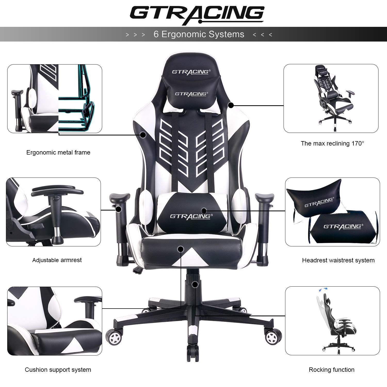 Best Gaming Chair Reviews to Boost your Gaming Experience 2