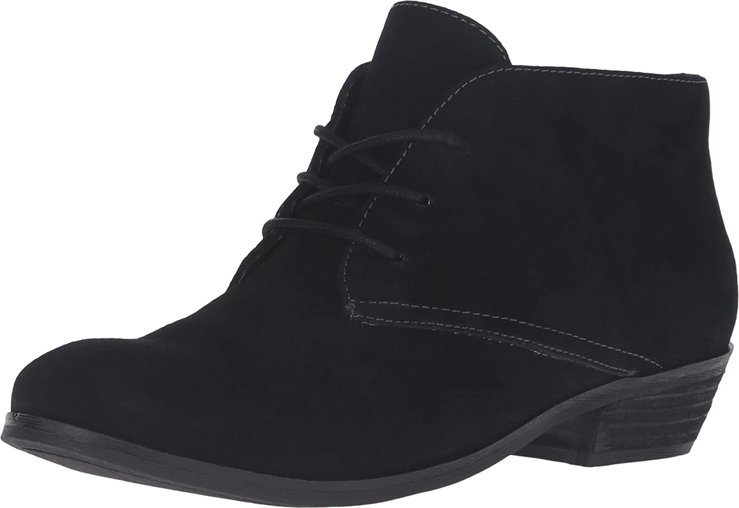 SoftWalk Women's Ramsey Boot B01NBXDBRZ 8 Leather WW (EE)|Black Cow Suede Leather 8 ac25fe