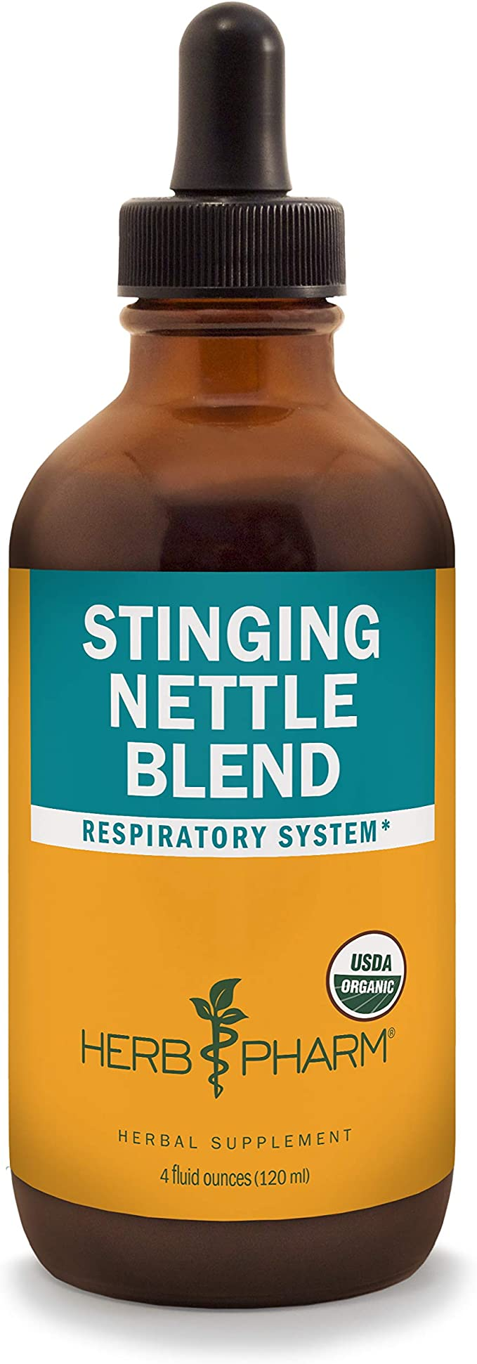 Herb Pharm Certified Organic Stinging Nettle Liquid Extract
