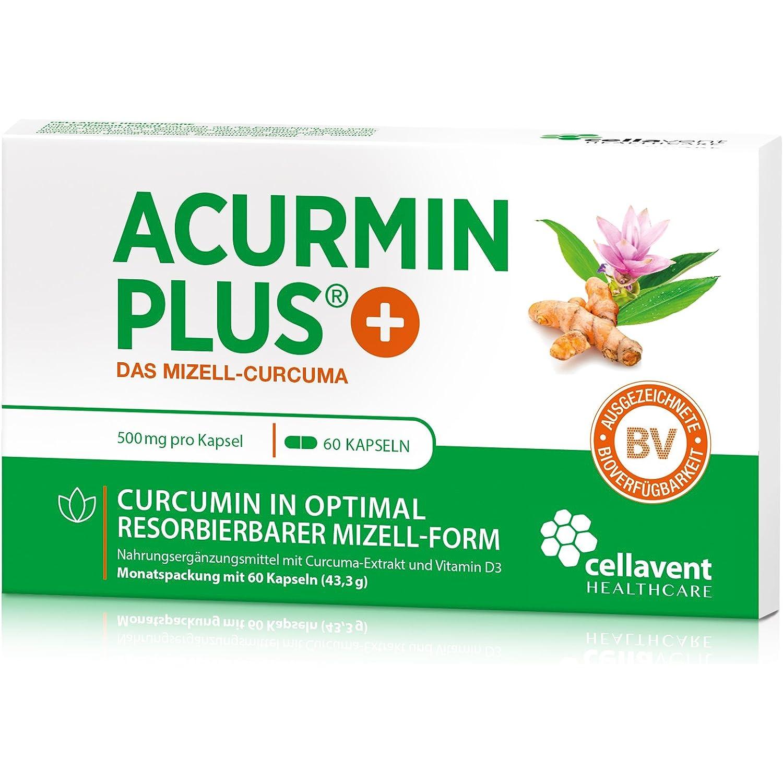 Acurmin Plus Mizell Curcuma