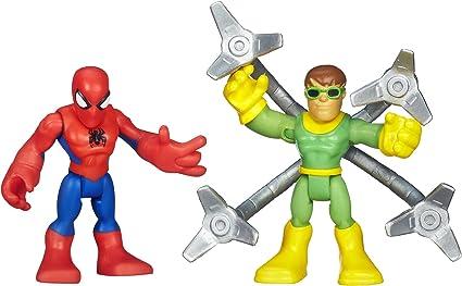 Playskool Heroes Super Hero Adventures Doc Ock Octo-Mech