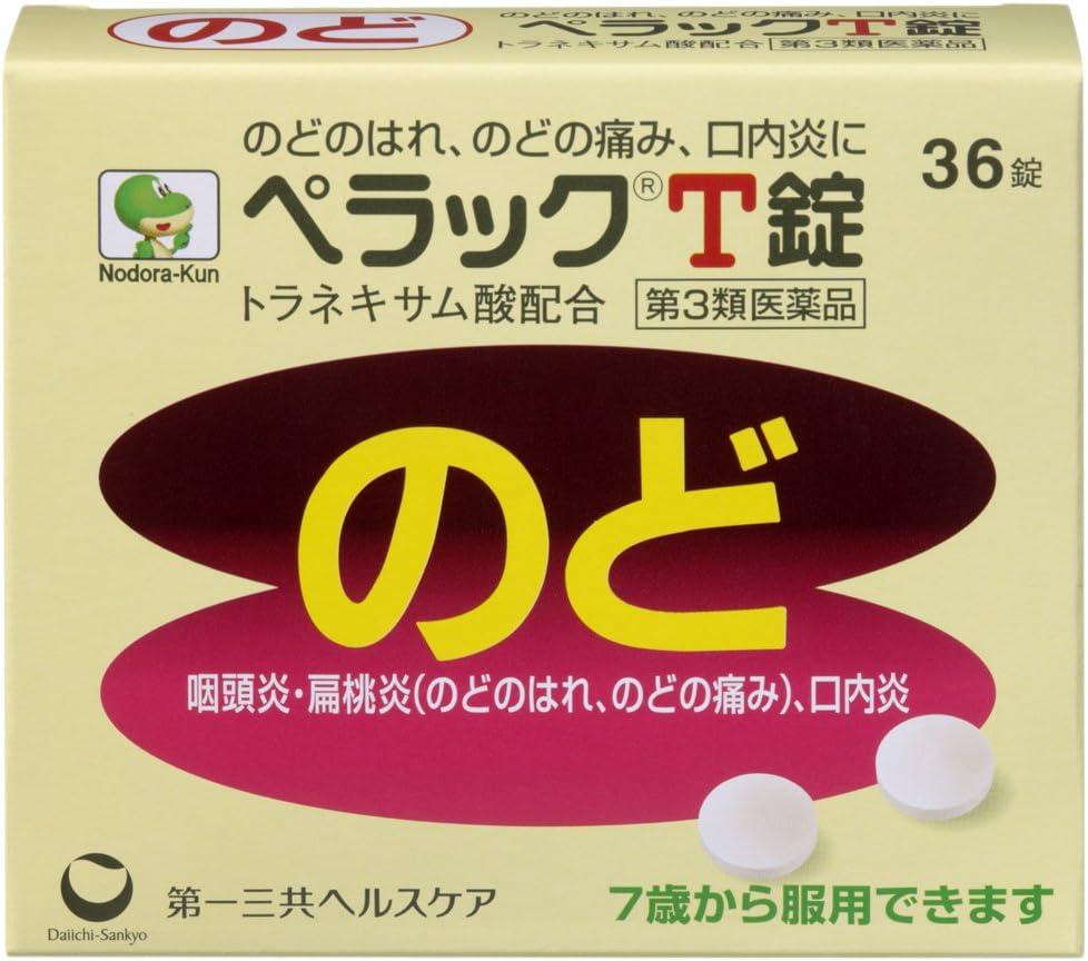 喉 の 痛み に 効く 市販 薬 ランキング