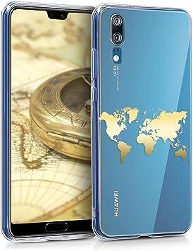 kwmobile Funda Compatible con Huawei P20: Amazon.es: Electrónica