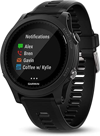Garmin Forerunner 935 Running GPS Unit (Black)