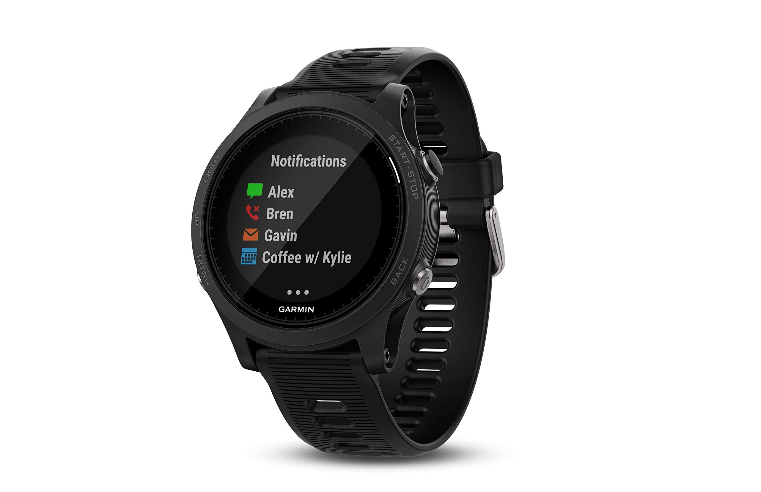 Garmin Forerunner 935 Running GPS Unit (Black) by Garmin