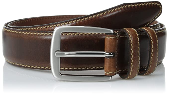 Allen edmonds men s yukon belt at amazon men s clothing store