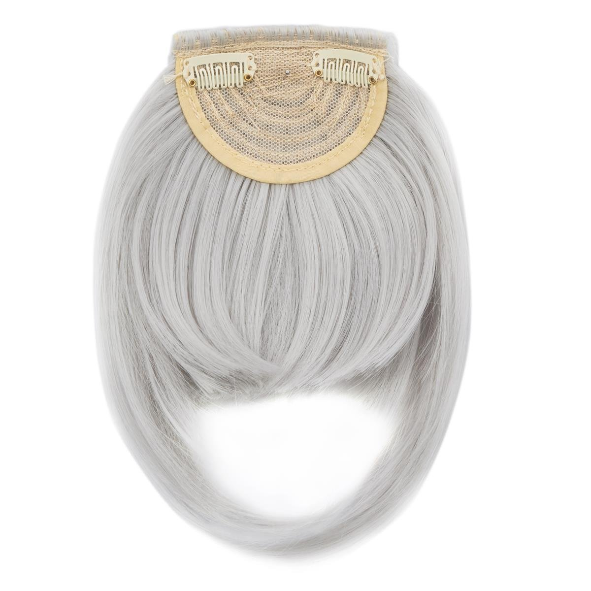 FOCUSSEXY Front Neat Hair Bangs Cosplay Synthetic Heat Resistant Natural Hair Wigs As Real Hair by FOCUSSEXY (Image #3)