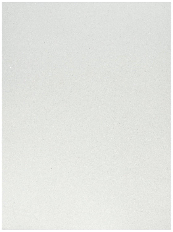 Foam Sheet 9X12 2mm-White Pack of 20