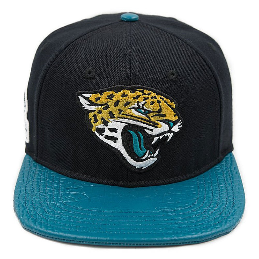 463e75cf27b380 Pro Standard Men's NFL Jacksonville Jaguars Logo Buckle Hat W/Pins Black at  Amazon Men's Clothing store: