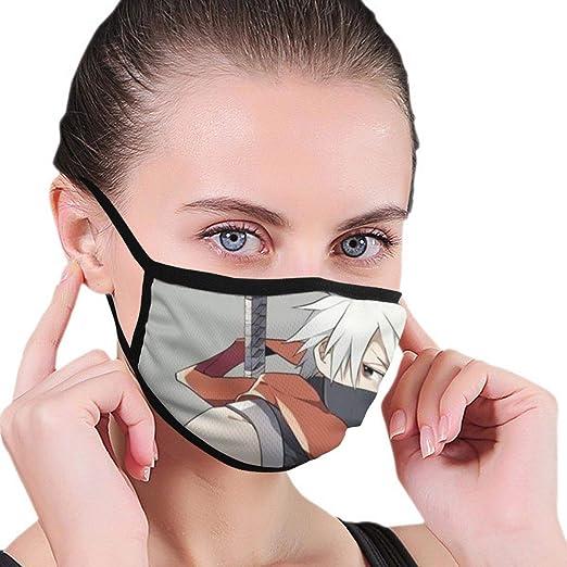 Kakashi Ninja Máscara de Boca de Viento a Prueba de Polvo ...