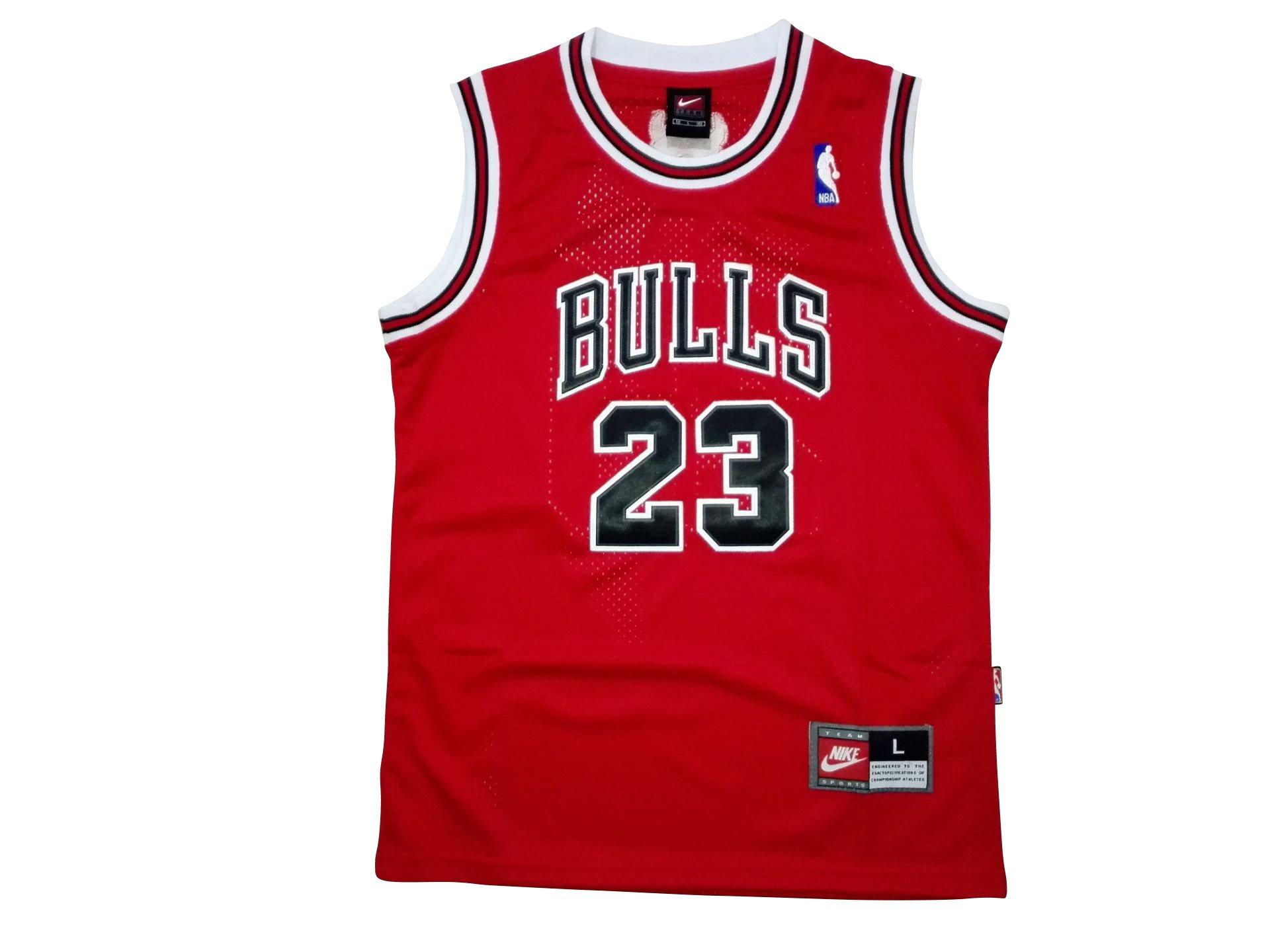 fc43d68129b259 Galleon -  23 Michael Jordan YOUTH Basketball Jersey + Get Mr. Sport Box As  A GIFT (Red