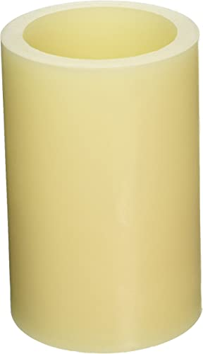 Flipo Pacific Accents Ivory Wax 4-Inch by 6-Inch Pillar Candle