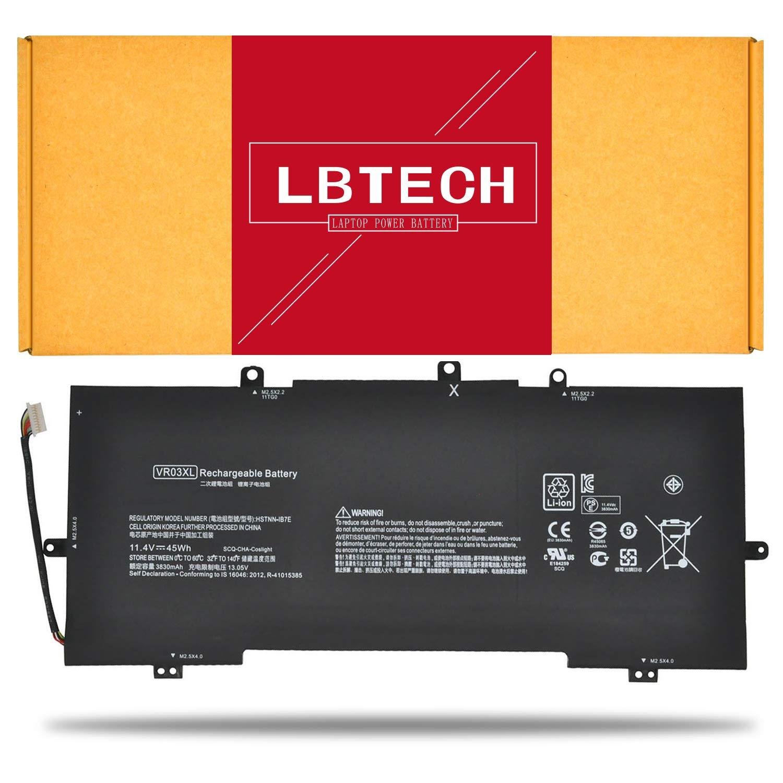 Bateria Vr03xl Para Hp Envy 13-d000 13-d000ng 13-d002ng 13-d003ng 13-d004ng 13-d103tu 13-d110tu 13-d131tu 11.4v 45wh