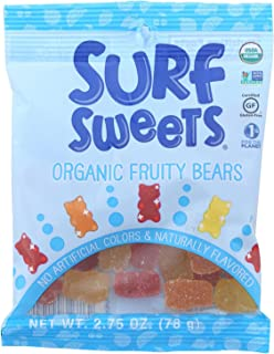 product image for Surf Sweets Organic Fruity Bear, 2.75 Ounce -- 48 per case12