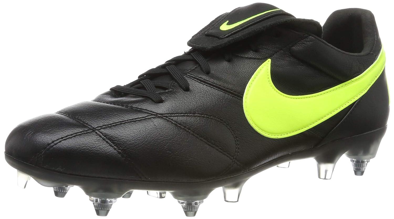 Schwarz (schwarz Volt schwarz) 42 EU Nike Herren Premier Ii Sgpro Ac Fußballschuhe
